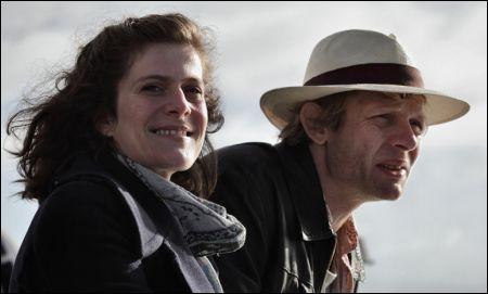 'Der Goalie bin ig': Sonja Riesen, Marcus Signer © Ascot-Elite