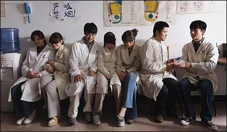 Ting Mei, Zhiyou Han, Xiaodong Guo, Lei Zhang, Dan Jiang, Huaipeng Mu, Xuan Huang © Travis Wei