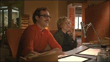 Joaquin Phoenix, Amy Adams © Ascot-Elite