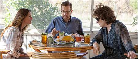 Julia Roberts, Ewan McGregor, Meryl Streep in: 'August: Osage County' © Ascot-Elite
