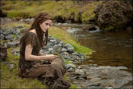 Kann sie schwimmen? Emma Watson in 'Noah' © Paramount Pictures
