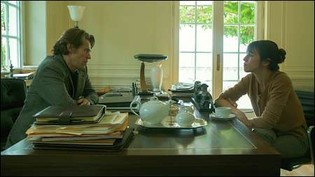 L (Willem Dafoe), Joe (Charlotte Gainsbourg) © Ascot-Elite