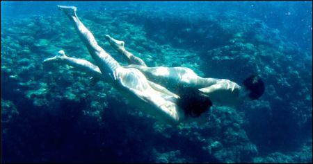 Jun Yoshinaga und Nijiro Murakami in 'Still the Water' © Filmcoopi
