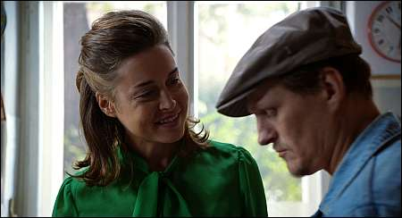 Margarita Broich und Georg Friedrich © Vega Film