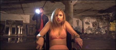 'It Follows' Jake Weary und Maika Monroe