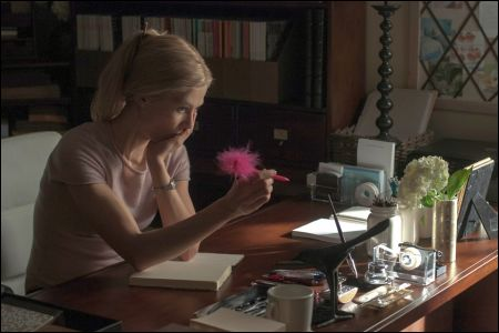 Amy Dunne (Rosamund Pike)