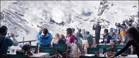 'Turist': Der Berg schüttelt die Fäuste © Look Now