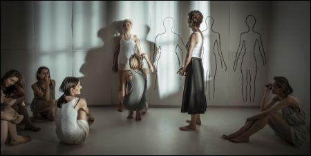 'Body' Justyna Suwala, Maja Ostaszewska © Jacek Drygala