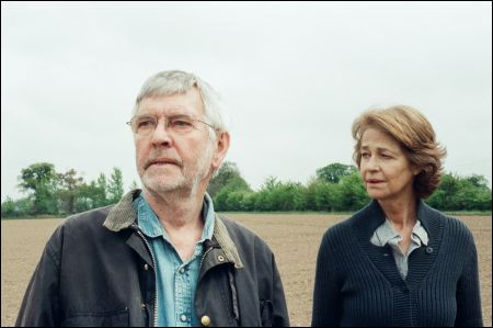 Tom Courtenay Charlotte Rampling in 45 Years © 45 Years Film Ltd