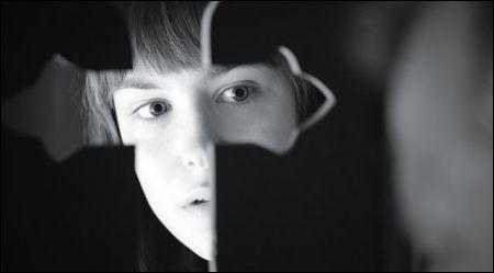 Im Beichtstuhl: Victoria Schulz © Jost Hering Filme / Prisma Film