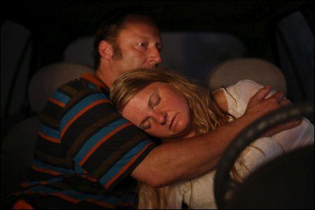 Rainer Wöss und Ulrike Beimpold in 'Superwelt' © Thimfilm Petro Domenigg