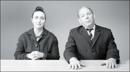 Rosemaries Eltern: Ursula Ofner, Ben Becker © Jost Hering Filme / Prisma Film