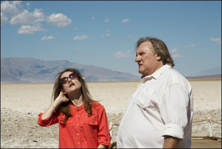 Isabelle Huppert und Gérard Depardieu in 'Valley of Love' von Guillaume Nicloux