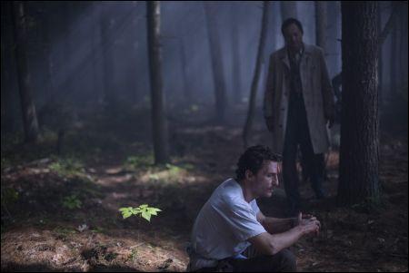 Matthew McConaughey und Ken Watanabe in 'The Sea of Trees' von Gus van Sant