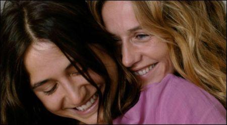 Izïa Higelin und Cécile de France 2 ©  Cineworx
