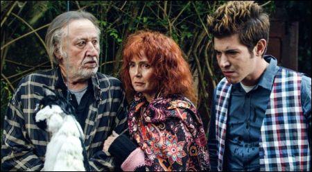 Jean-François Balmer, Sabine Azéma und Johan Libereau © Alfama Filims