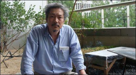 Regisseur Hong Sang-soo