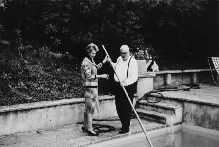 Eine Liebesgeschichte: Lotti und Friedrich Dürrenmatt © DCM