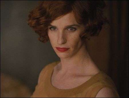 Eddie Redmayne ist 'The Danish Girl' © Universal