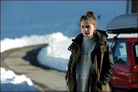 Annina Walt als Sarah Orlov © filmcoopi