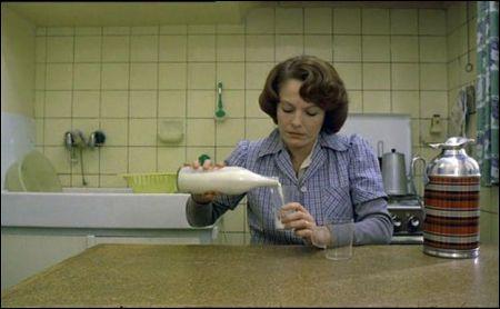 Delphine Seyrig in 'Jeanne Dielman...' von 1975
