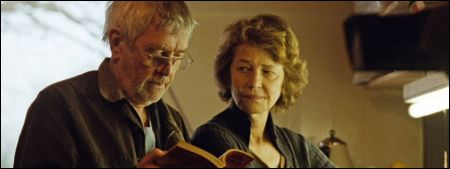 Tom Courtenay und Charlotte Rampling in '45 Years' © filmcoopi