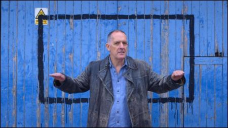Bill Drummond auf der Suche nach der reinen Musik: 'Imagine Waking Up Tomorrow...' © Look Now