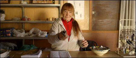 Ladenfrau