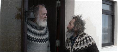 Theodór Júlíusson und Sigurður Sigurjónsson © Xenixfilm