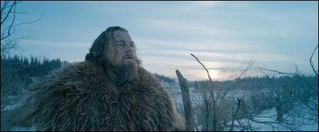 Leonardo DiCaprio in 'The Revenant' © Fox