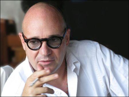 Regisseur Gianfranco Rosi