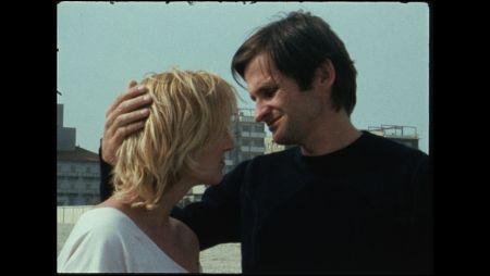 Christine Lauterburg und Max Rüdlinger in 'Der Ruf der Sibylla' von 1984