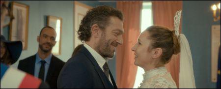 Vincent Cassel und Emanuelle Bercot in 'Mon roi' © frenetic