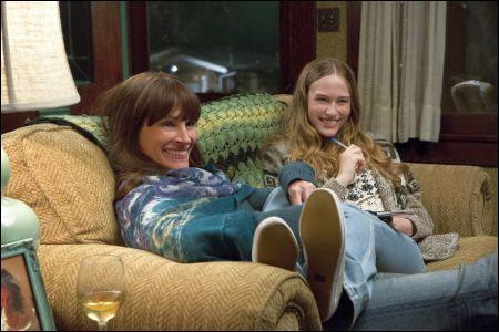 Jess (Julia Roberts) und Carolyn Cobb (Zoe Graham) © Impuls