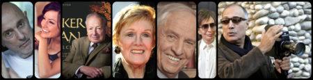 Hector Babenco, Miriam Pielhau, Robin Hardy, Marni Nixon, Garry Marshall, Michael Cimino, Abbas Kiarostami