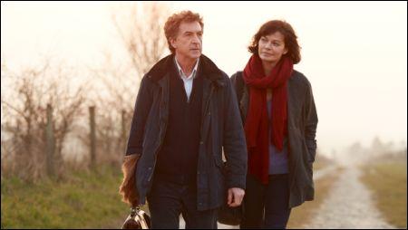 François Cluzet und Marianne Denicourt in 'Médecin de campagne' © filmcoopi