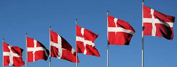 Danska flaggor