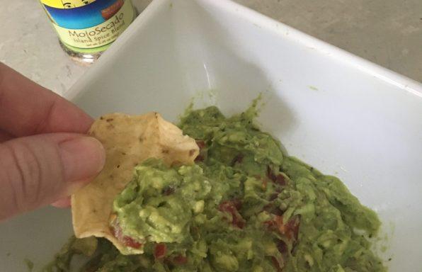 Holy Mojo-ly Guacamole