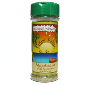 MojoSecado Seasoning