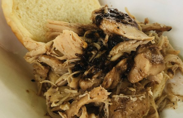 MarcoPollo Pulled Chicken