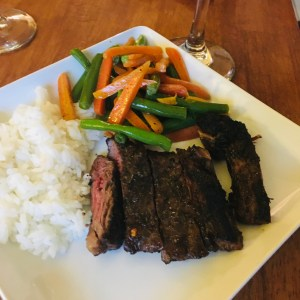Mojo Skirt Steak