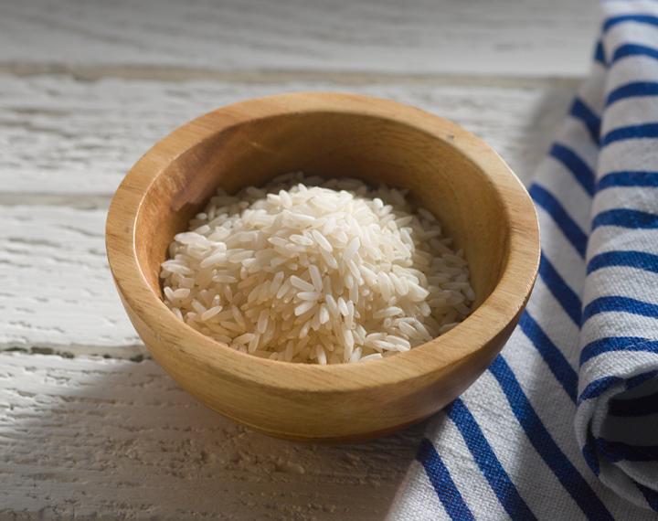 Senor Pepes white rice