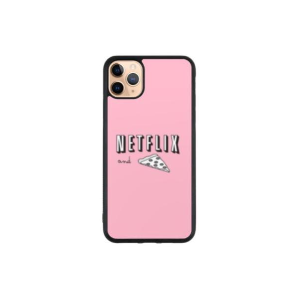 Netflix and Pizza Case