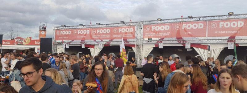 festival catering
