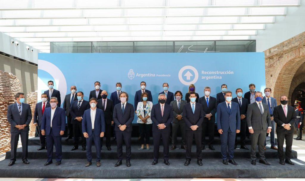 El ranking de la imagen positiva y negativa de los gobernadores argentinos