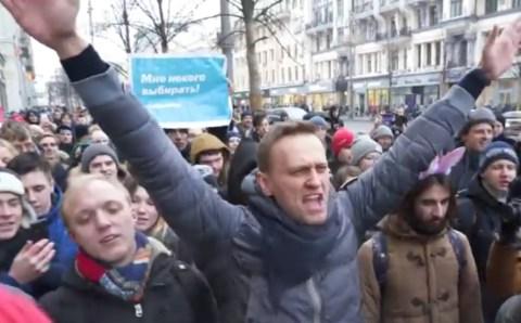 Снятие табу на фамилию Навальный