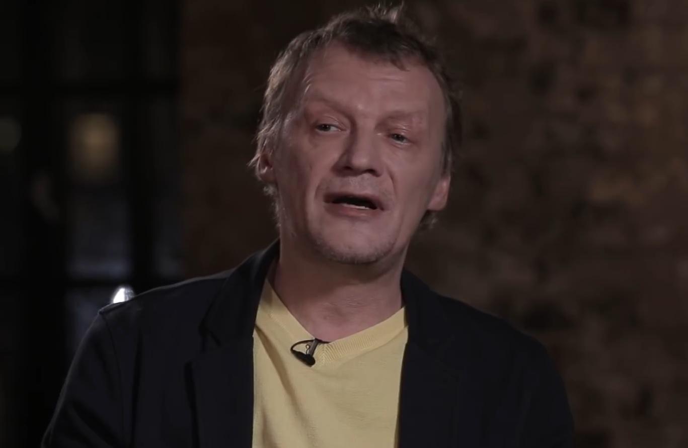 Наказание за мыслепреступление актера Серебрякова