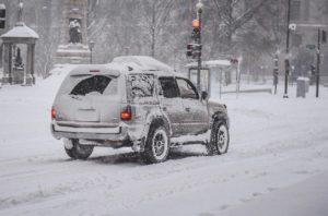 сугробы, зима, снег, плохая погода