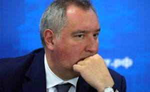 Рогозин, Дмитрий Рогозин, Санкции