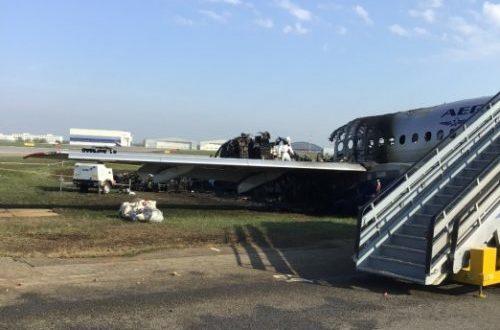 Следственный комитет РФ завершил расследование дела о катастрофе SSJ-100 в Шереметьево